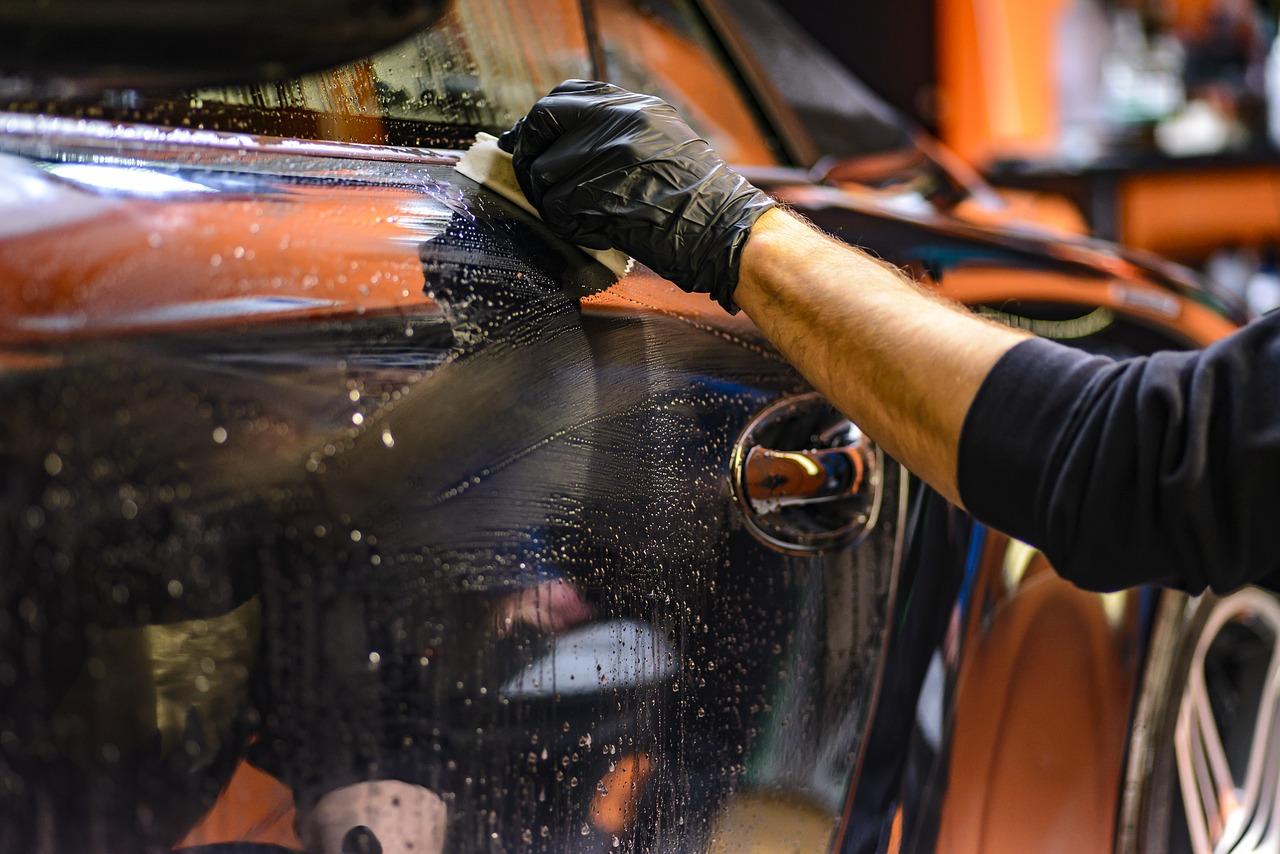20200127 洗車