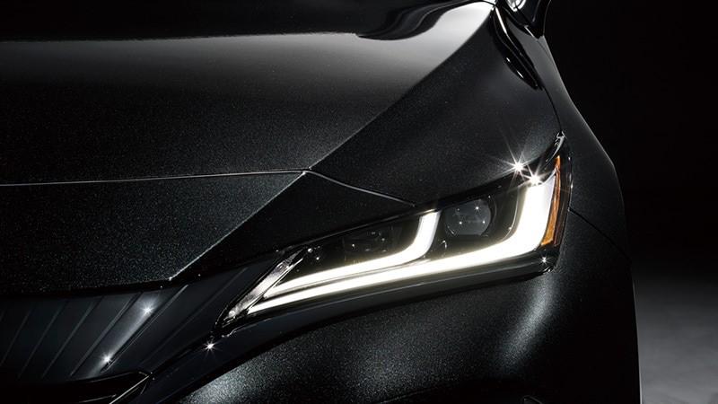 20200617 新型ハリアーヘッドライト