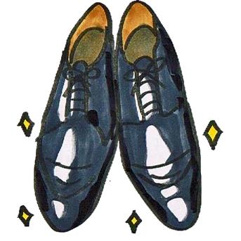 20200911 靴の手入れ