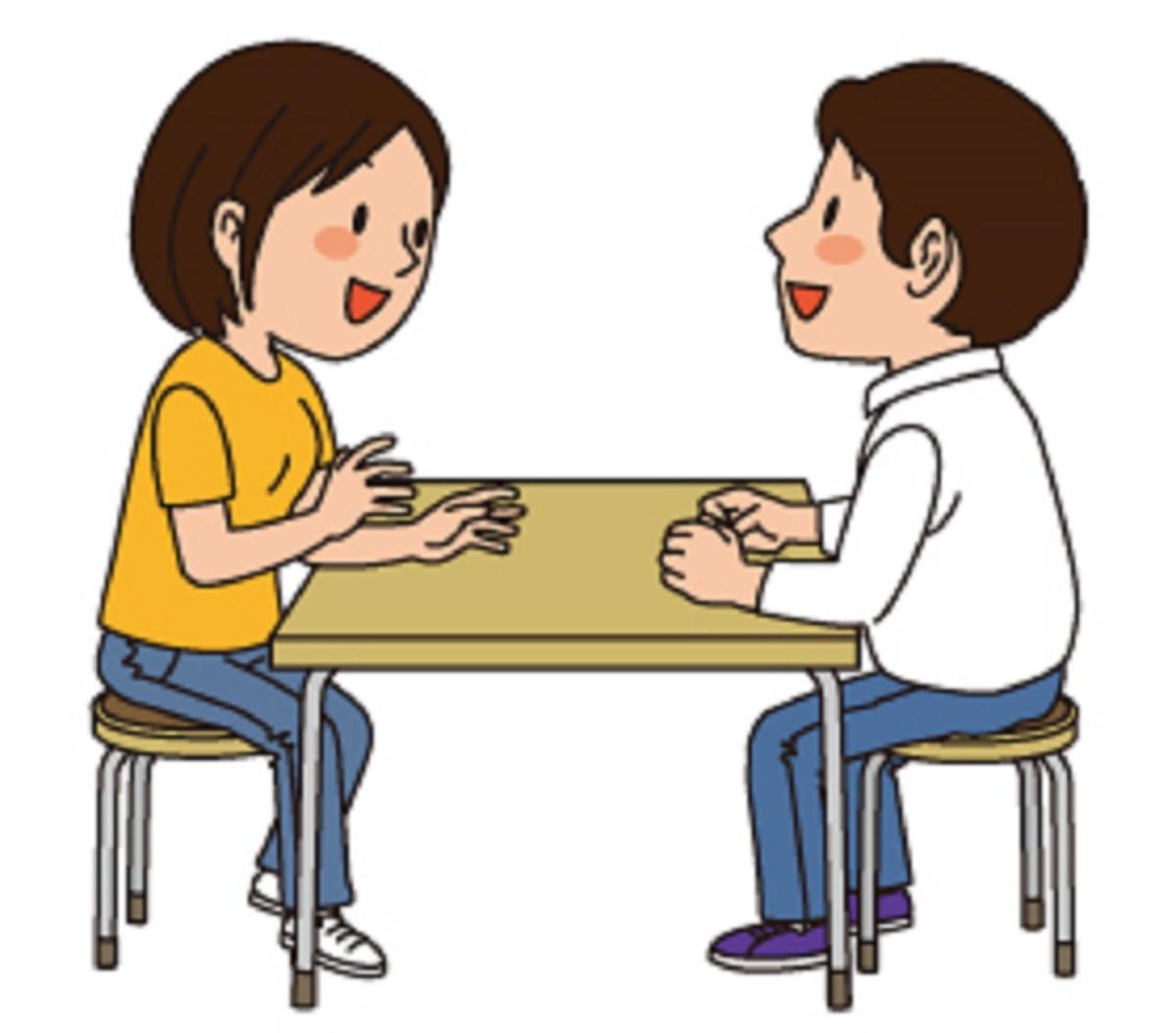 【役立つ】話し方と聞き方の改善と上達について